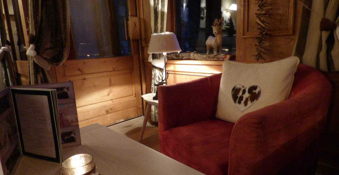 lovely hotel in tignes