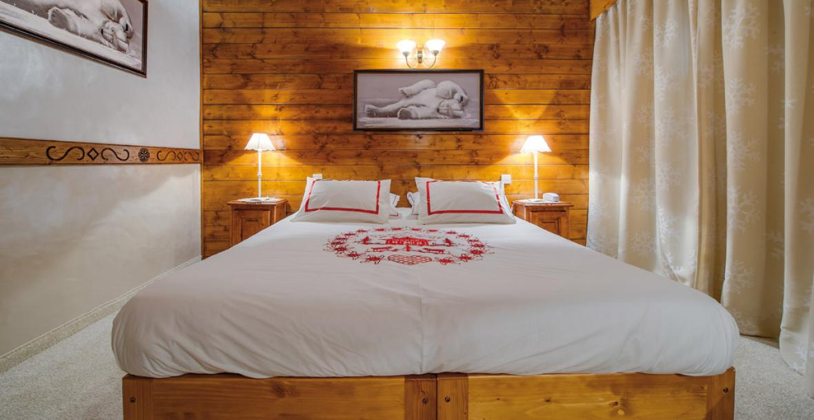 Booking hotel tignes