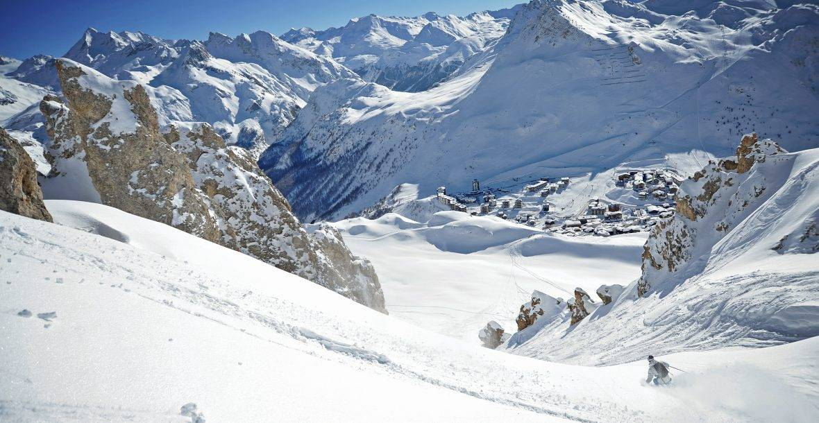 Holidays in Tignes